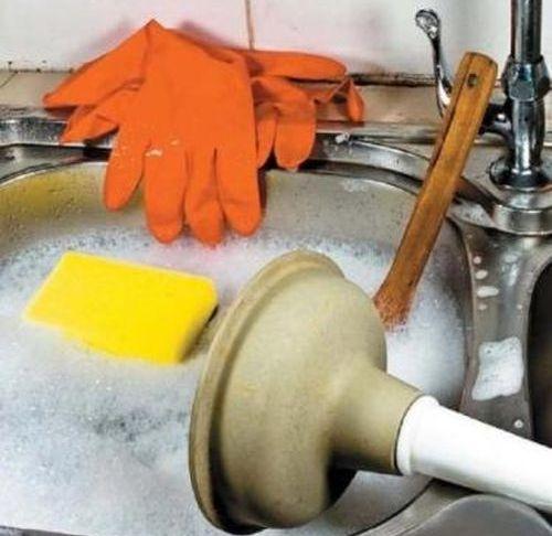 Прочистки канализации своими руками