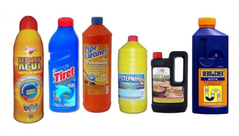 Средство для чистки своими руками